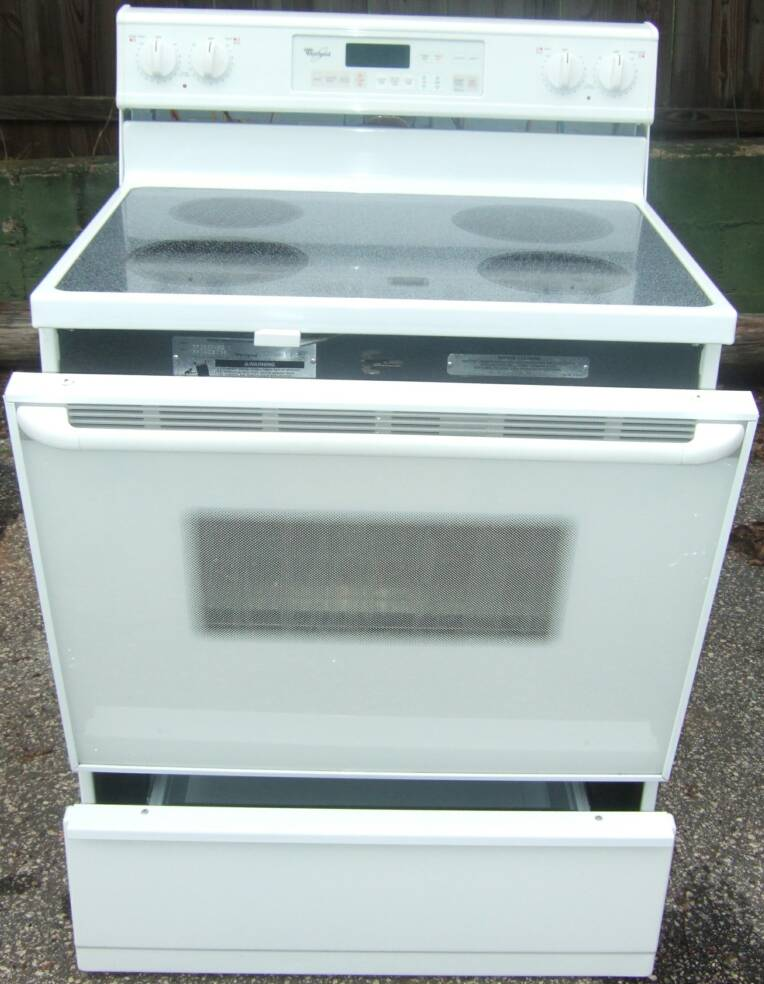 Used Stoves and Ranges